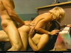 Picture Blonde loves sticky, ozzie cum CLIP