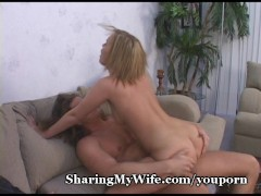 Wet Wife Horny For...