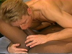 Picture Interracial fudge packing