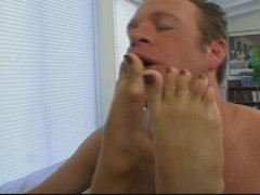 Picture Feet work that cock