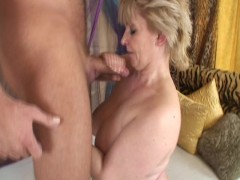 Picture Mature Gets a Big Tittie Fuck