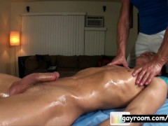 Picture Brice Oily Blowjob