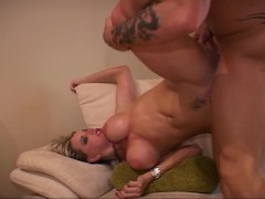 Picture Busty Blonde Takes It in Her Ass - Seymore B...
