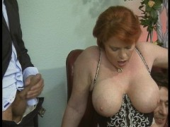 Picture Red-Head Milf With Big-Boobs