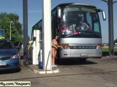 Picture Spectacular public nudity compilation