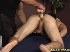 Picture Internal Dildo Massage