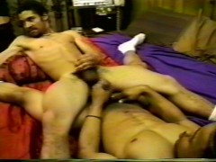 Picture Black guys dance and jack off together