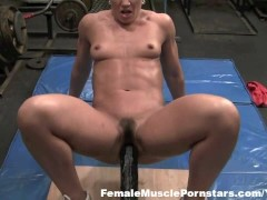 Picture Inari Vachs - Huge Dildo Play