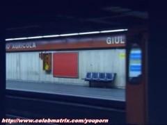 Picture Deborah Cali - L Ultimo Metro
