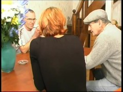 Picture Granpa wants some action - Telsev