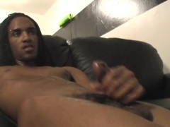 Picture Black guy playing with his huge dick - Twist...