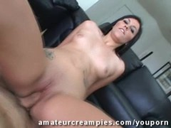 Picture Taisa Pretty Amateur Dripping Hole with Cum