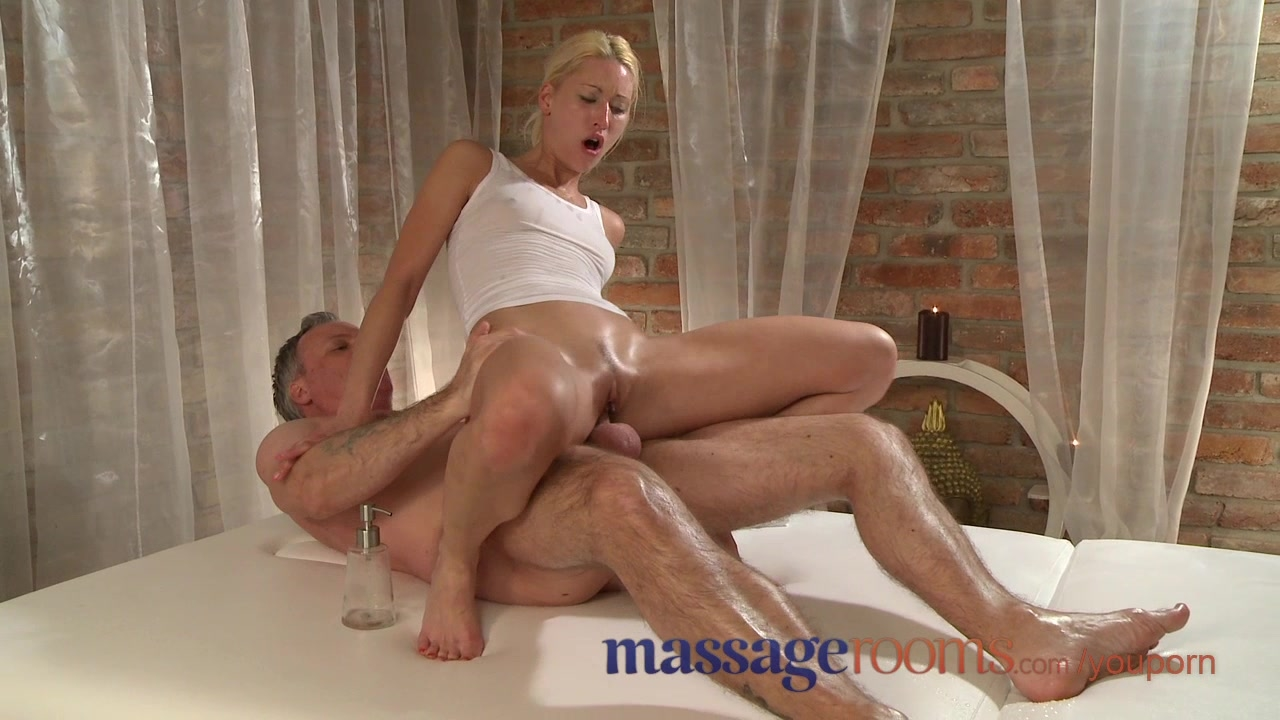 Massage rooms pale skinned natural tits beauty orgasms 3