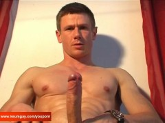 Picture Full video: Jero an handsome french sport uy...