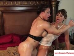 Picture Brandi Mae and Ava Devine lesbian fun