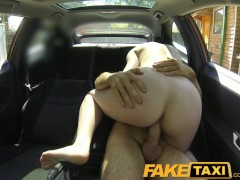 Picture FakeTaxi Posh woman pays good money for a fu...