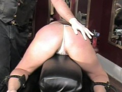 Big booty spanking - Dungeon...