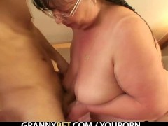 Picture Old fatty getting pussy pounded