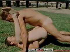 Picture Young Men Fucking Outdoors - Vintage Gay Por...
