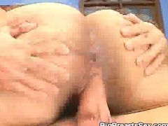Picture Busty Ana Paula Sucks And Rides That Cock