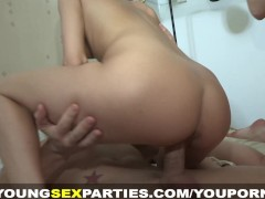 Picture Young Sex Parties - Long fuck after a short...