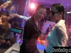 Picture Sexy party chicks fucking in club orgy