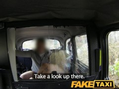Picture FakeTaxi Feisty customer tries to get out of...