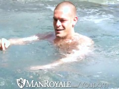 Picture HD - ManRoyale Cock sucking and ass fucking...