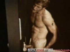Picture Classic 8mm Bath House Sex Starring Jack Wra...