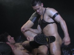 Picture Dicks and leather - Raging Stallion