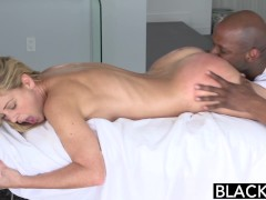 Picture BLACKED Hot Southern Blonde Cherie Deville T...