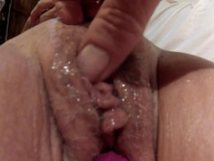 Picture Masturbation to orgasm,POV,HD,hairy pussy,we...