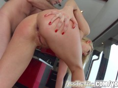Picture Ass Traffic Lucy Heart loves a good anal fuc...