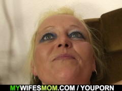 Picture He and mother in law taboo sex