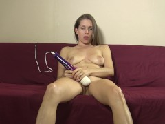 Picture Amateur talks about cuckold fantasies while...