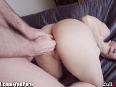 Picture EvilAngel Dana DeArmond Gaping Ass Fucked by...