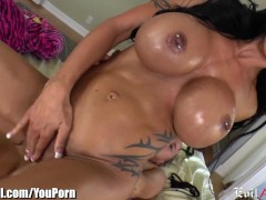 Picture EvilAngel Mommy Jewels Jade Anal Riding Big...