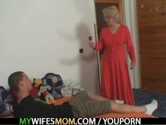 Picture My wifes mother fucks me