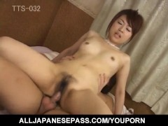 Picture Japanese AV Model gets so much fuck after su...