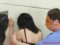 Picture Hot 20 year-old alt girl gets spanking, ass...