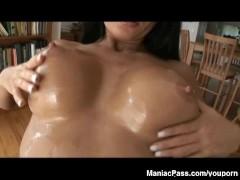 Picture Anna Nova big tits anal