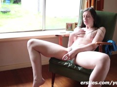 Picture Fuck on a Chair filmed by Ersties