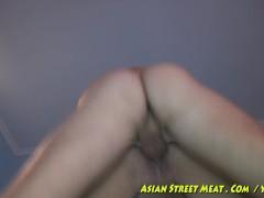 Picture Wild City Slut In Restaurant