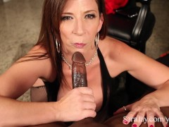 Picture Sara Jay Smokes A Hookah and BBC
