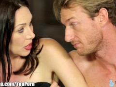 Picture Curvy MILF RayVeness Tricked into Fucking Ma...