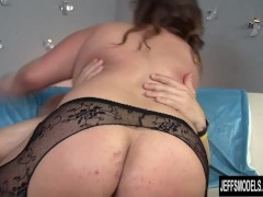 Picture Big boobed plumper Kacey Parker gets fucked...
