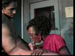 Picture Sucking a big black shemale cock - Sin City