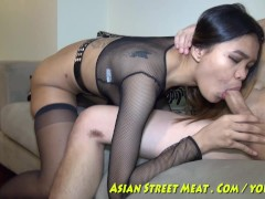 Picture Deep Thai Throat Convulsions