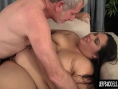 Picture Fatty Latina Lorelai Givemore enjoys a fat d...