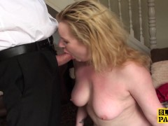Picture Throatfucked UK sub spanked until red raw